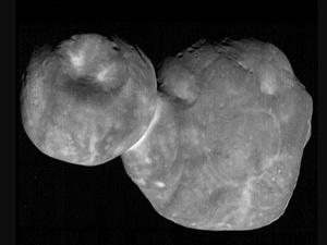 e5b7937f59 Missão New Horizons trouxe as imagens mais nítidas já feitas do misterioso  objeto espacial Ultima Thule