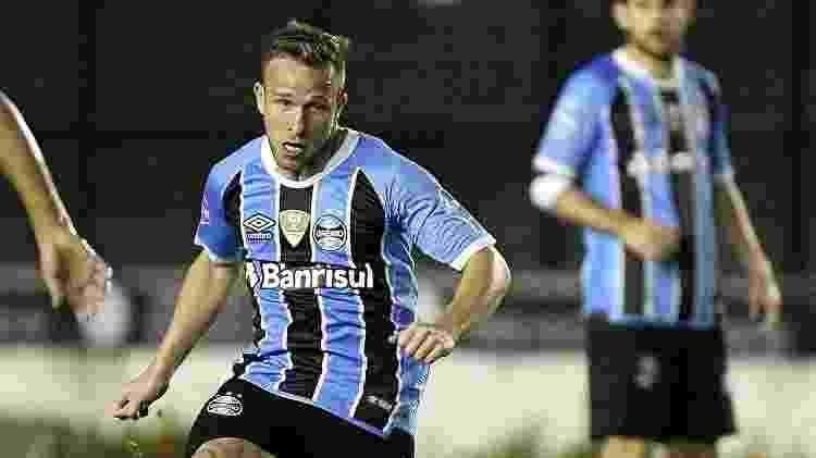Arthur, do Grêmio (Photo by Alexandre Loureiro/Getty Images) -  -