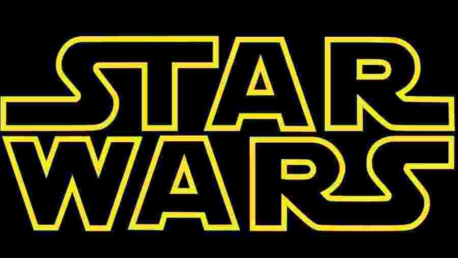 Star Wars Logo - Divulgação
