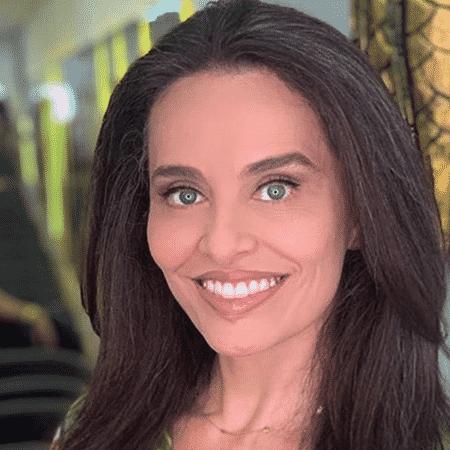A jornalista Carla Vilhena participou do podcast UOL Vê TV - Reprodução/ Instagram