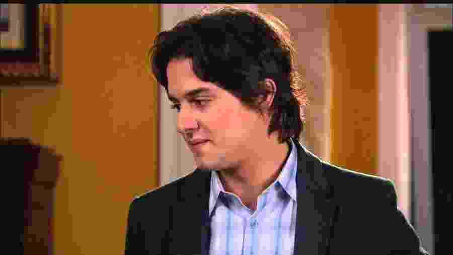 Guilherme Boury como Junior em Chiquititas (Reprodução / YouTube) - Reprodução / Internet