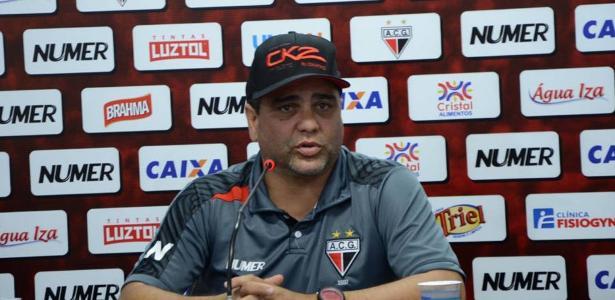 Marcelo Cabo já trabalhou no Atlético-GO e estava no comando do Figueirense