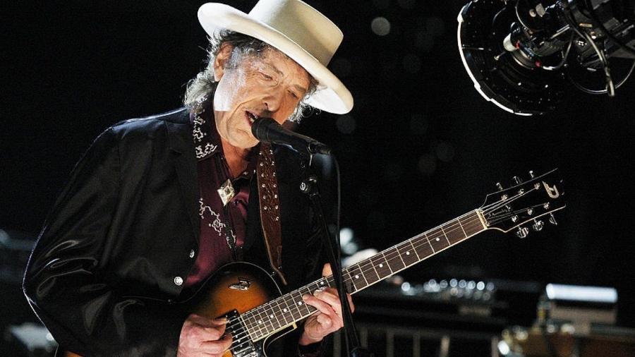 O músico Bob Dylan vendeu o catálogo com suas músicas - Divulgação