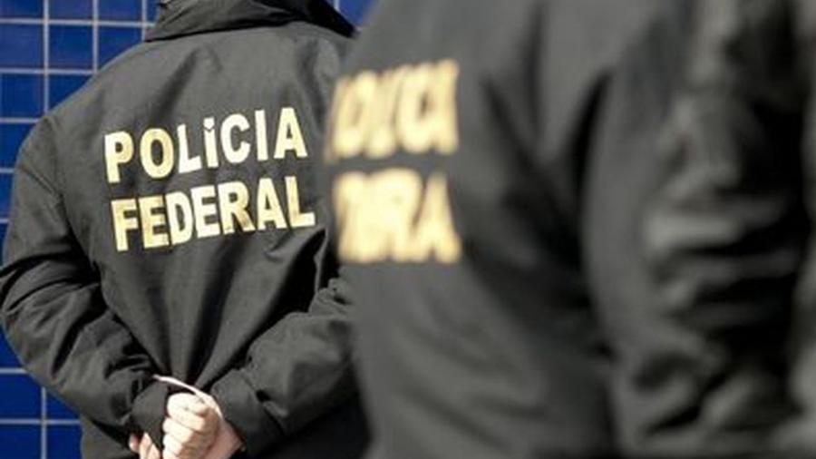 """Operação da PF, batizada de """"Kinder"""", investiga adoção ilegal de criança recém-nascida - Divulgação/PF"""