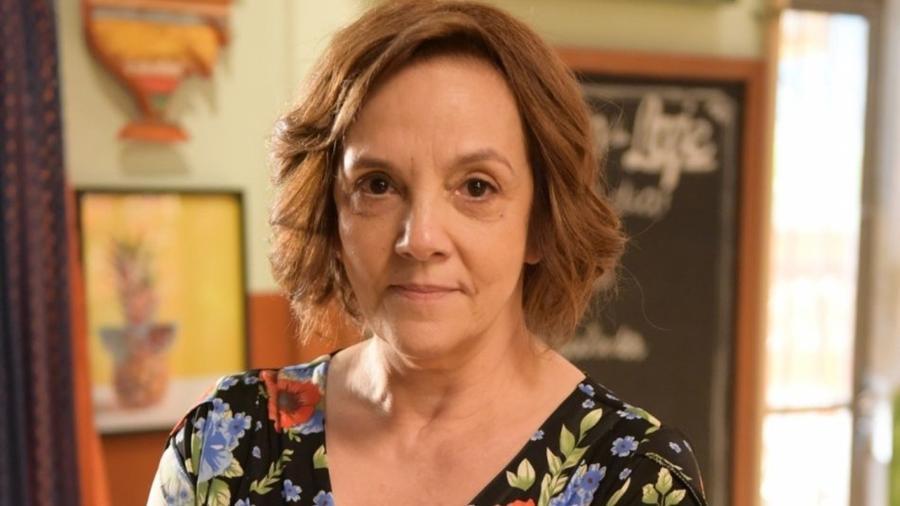 Denise Del Vecchio estava na Record havia mais de uma década -