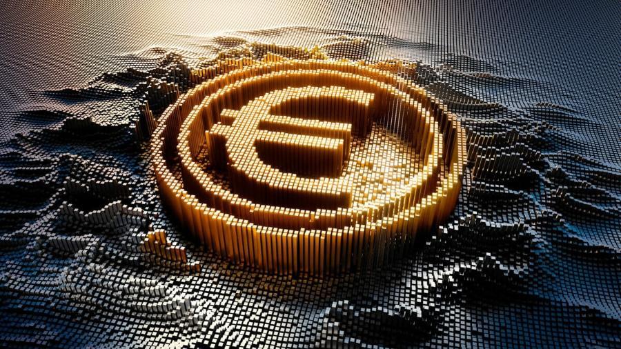 Possibilidade de euro digital ser lançado é discutida, diz Eurogrupo - Shutterstock