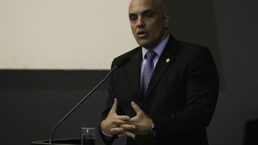 Alexandre de Moraes nega habeas a acusado com 6 decretos de prisão por chefiar milícia -                                 FABIO RODRIGUES POZZEBOM/AGÊNCIA BRASIL