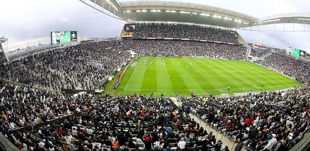 Arena Corinthians receberá o clássico nacional neste domingo