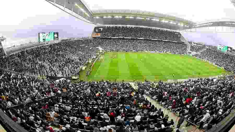 Arena Corinthians receberá o clássico nacional neste domingo - Rodrigo Coca/Estadão Conteúdo