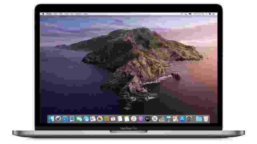 Problema atinge Macs fabricados em 2019 e que contam com duas portas Thunderbolt 3 - Divulgação