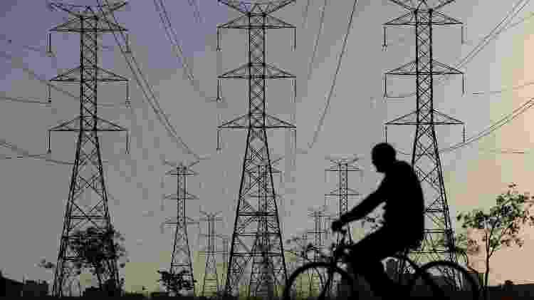 Torres de transmissão de energia elétrica - Ueslei Marcelino/Reuters - Ueslei Marcelino/Reuters