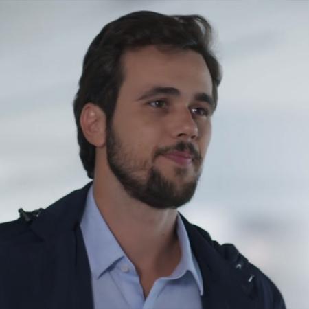Rafael (Bruno Ferrari) em Salve-se Quem Puder (Reprodução/TV Globo). - Reprodução/TV Globo