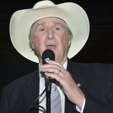 Cantor Sérgio Reis gravou áudio fazendo campanha contra o STF - Divulgação/Antonio Cruz/Agência Brasil via Wikimedia Commons