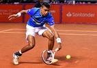 Monteiro estreia com vitória tranquila no quali de Roland Garros; Rogerinho é eliminado - (Sem crédito)