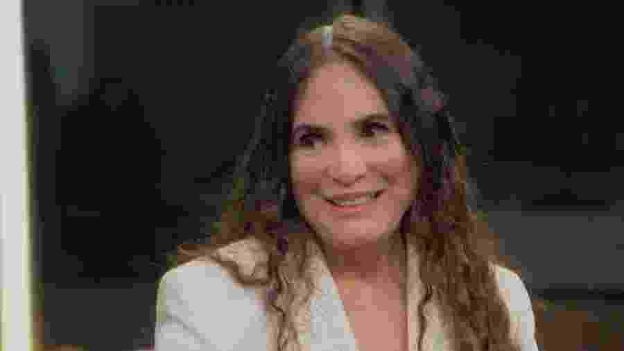 Regina Duarte no Conversa com Bial (Reprodução/TV Globo). - Reprodução/TV Globo