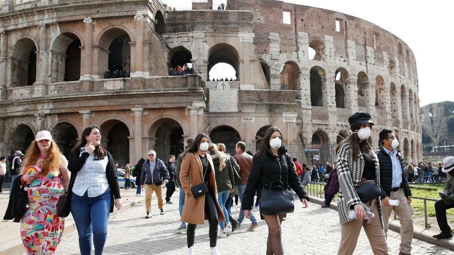 Itália volta a registrar aumento de infectados pelo novo coronavírus - REUTERS/Remo Casilli