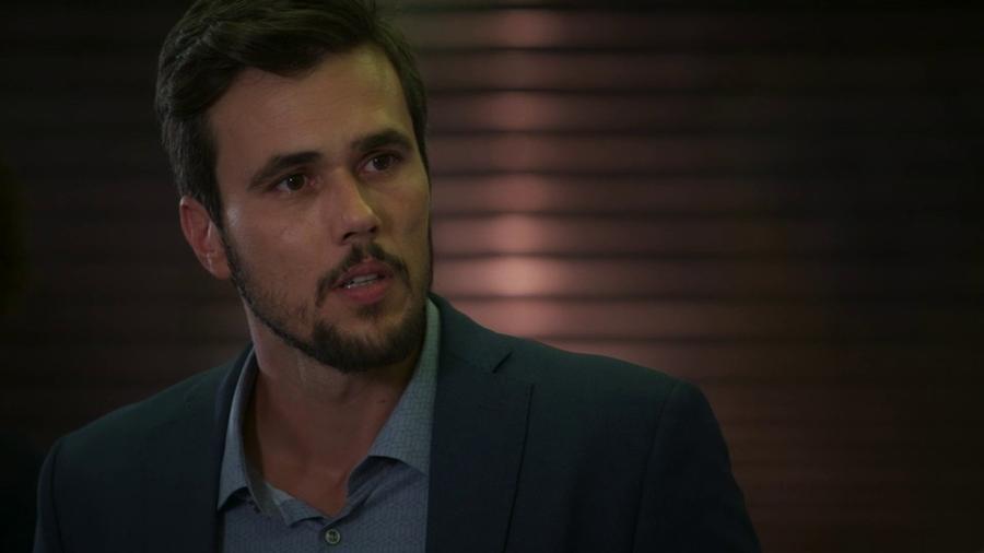 Rafael (Bruno Ferrari) em Salve-se Quem Puder (Reprodução/TV Globo). - Reprodução / Internet