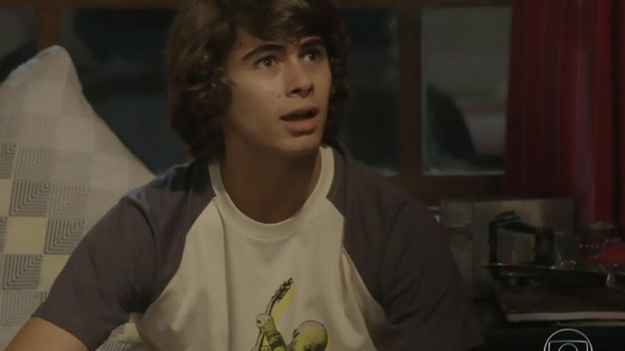 Pedro (Rafael Vitti) em Malhação (Reprodução/Globo) - Reprodução / Internet