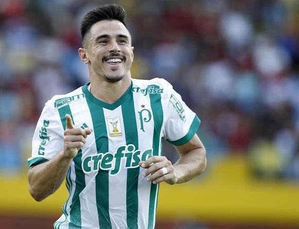 Willian: 17 gols e uma fase artilheira que surpeendeu o próprio no Palmeiras - Adalberto Marques/Dia Esportivo/Estadão Conteúdo