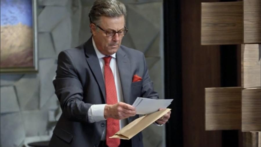 Adriano (Eduardo Lago) em Apocalipse (Foto: Reprodução/Record TV) - Reprodução / Internet