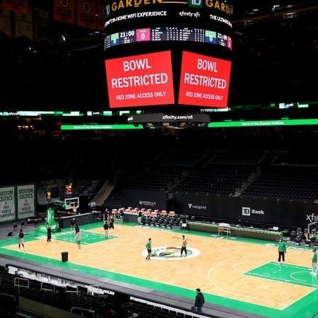 NBA convoca reunião de emergência e temporada 2020/21 pode ser suspensa - Getty Images