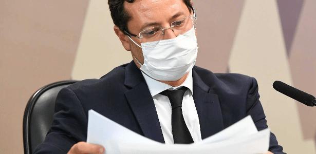 Responsabilidade na pandemia | CPI pede que Ministério Público apure se Wajngarten mentiu ao depor