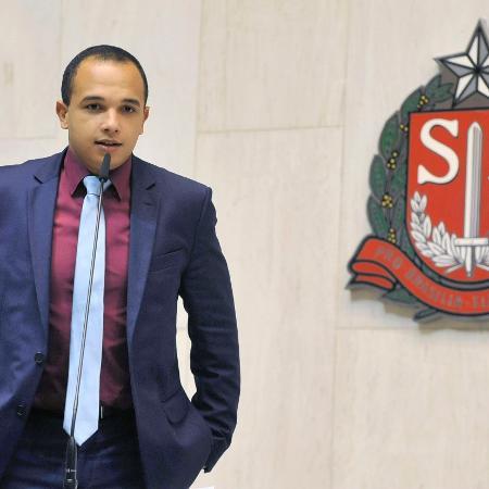 Deputado estadual Douglas Garcia - Divulgação/Alesp