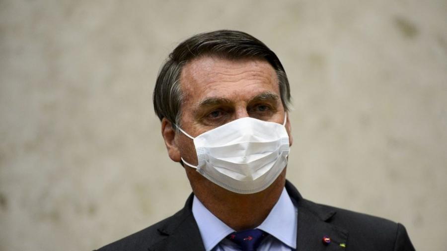 Bolsonaro diz que paciente terá de assinar termo de responsabilidade por eventual efeito colateral da vacina contra covid-19 - Marcelo Camargo/Agência Brasil