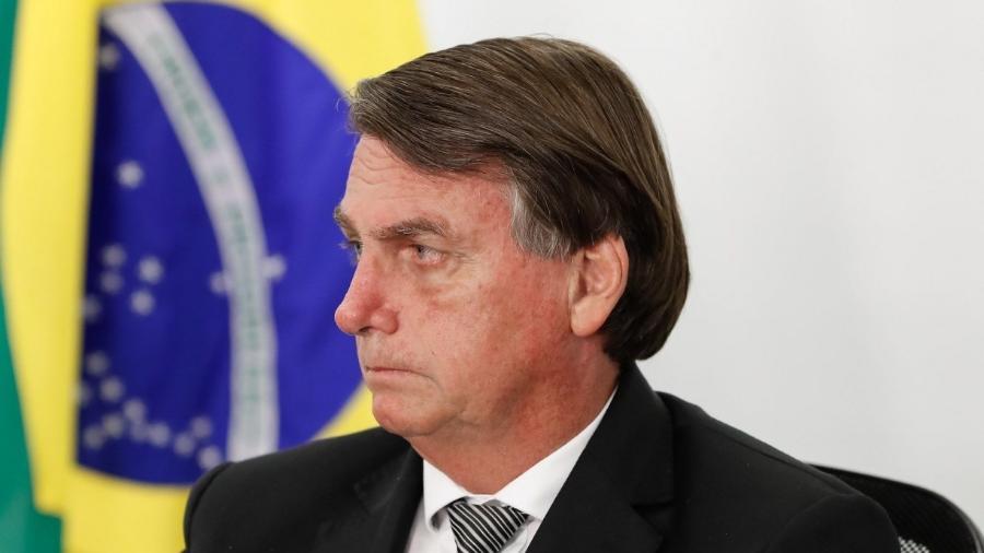 O presidente Jair Bolsonaro (sem partido)                              -                                 ALAN SANTOS/PR