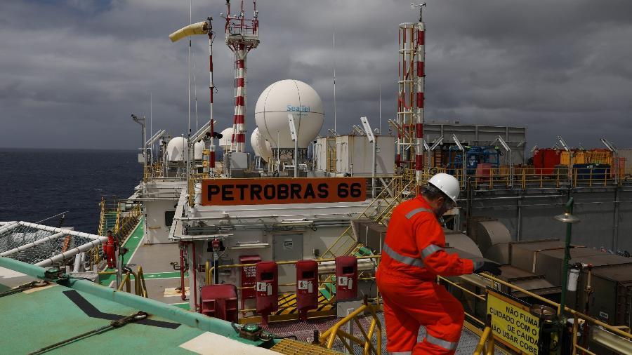 Produção de petróleo no Brasil recua pelo 3º mês em novembro, aponta ANP - Reuters