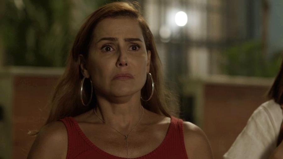 Alexia (Deborah Secco) em Salve-se Quem Puder (Reprodução/TV Globo). - Reprodução / Internet
