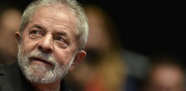 O ex-presidente da República Luiz Inácio Lula da Silva