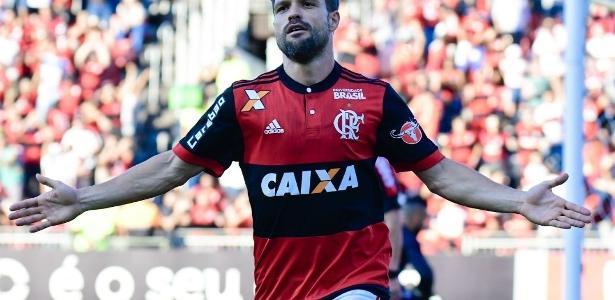 Diego foi decisivo nas semifinais contra o Botafogo