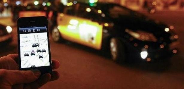 Os serviços do Uber foram suspensos pela Transport for London, agência que regula o transporte em Londres