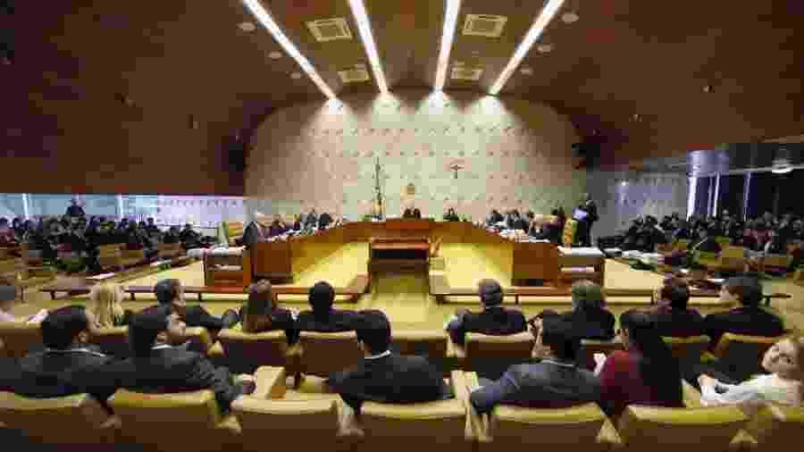 Em votação unânime, Supremo manda governo divulgar dados integrais da pandemia -                                 ROSINEI COUTINHO/SCO/STF