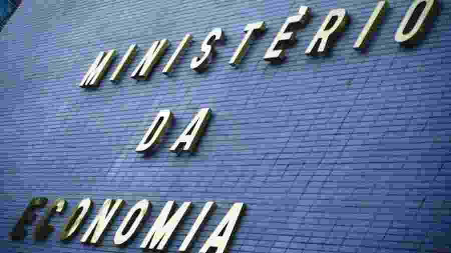 Fachada do Ministério da economia na Esplanada dos Ministérios                               -                                 Marcello Casal JrAgência Brasil