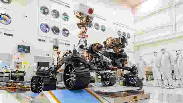 Rover Mars 2020 - JPL/Nasa - JPL/Nasa