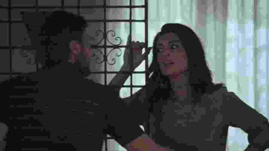 Rubinho (Emílio Dantas) e Bibi (Juliana Paes) de A Força do Querer (Reprodução - TV Globo) - Reprodução / Internet