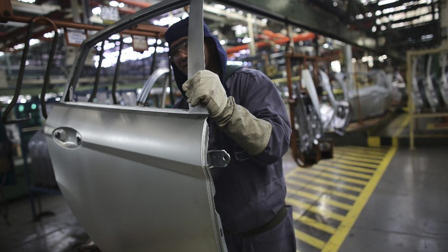Confiança da indústria no Brasil mostra recuperação em maio com expectativas melhores, diz FGV - REUTERS/Nacho Doce