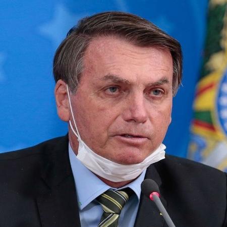 Vítima fazia parte do gabinete pessoal de Jair Bolsonaro; nome não foi divulgado - Foto: Carolina Antunes / PR