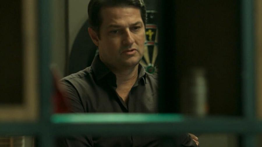 Malagueta (Marcelo Serrado) em Pega Pega (Reprodução/TV Globo). - Reprodução / Internet
