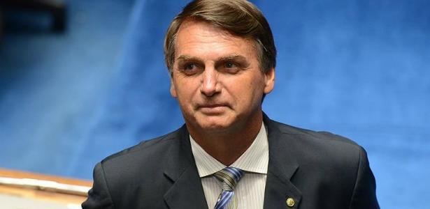 O deputado federal Jair Bolsonaro é pré-candidato do PSL à Presidência da República