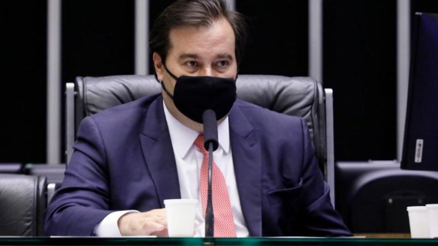 O presidente da Câmara dos Deputados, Rodrigo Maia (DEM/RJ)  -  Luis Macedo/Câmara dos deputados