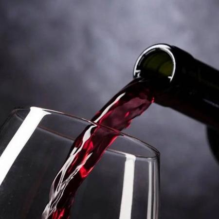 """Vinho, a bebida favorita do """"clube"""" - Reprodução / Internet"""