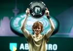 Rublev detona e conquista o título do ATP 500 de Roterdã - (Sem crédito)