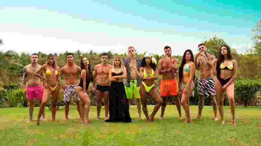 Elenco do programa De Férias Com o Ex Brasil: Celebs (Divulgação / MTV) - Elenco do programa De Férias Com o Ex Brasil: Celebs (Divulgação / MTV)