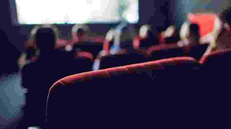Sala de cinema - iStock/Olhar Digital