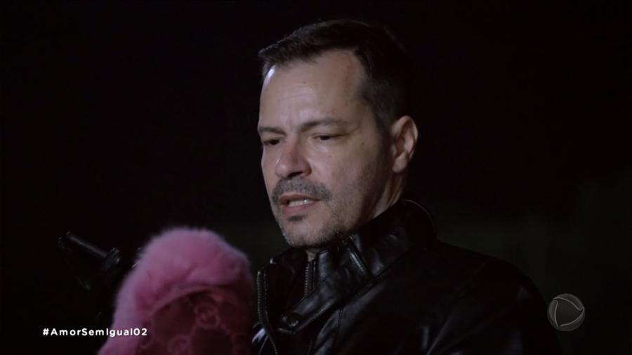 Bernardo (Heitor Martinez) em Amor Sem Igual (Reprodução/TV Globo). - Reprodução/TV Globo