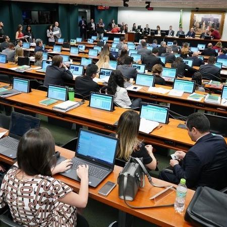 CCJ da Câmara aprova proposta que altera composição do Conselho Nacional do MP - Pablo Valadares/Câmara dos Deputados