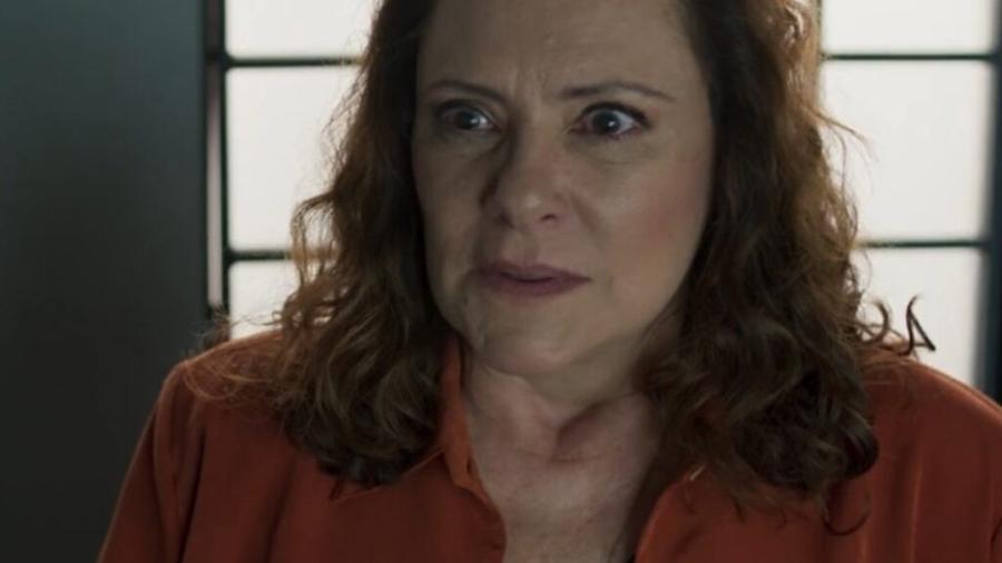 Arlete (Elizabeth Savalla), de Pega Pega (reprodução/TV Globo) - Reprodução / Internet